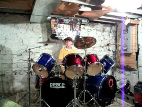 Derek Waite - Improv Drum Solo