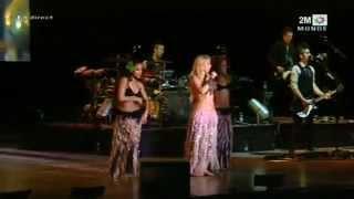 Shakira - Waka Waka - Mawazine 2011