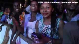 EL performing at VGMA 2015 Nominees Jam | GhanaGist.com