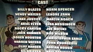 Rescue Heroes End Credits Nelvana Enterprises Inc. - GenYouTube