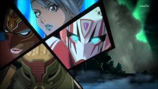 Tiger & Bunny - Kotetsu's Epic Comeback (Episode 25 SPOILERS)