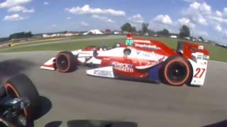 Firestone #WinningMove Of The Race: Mid-Ohio 2017