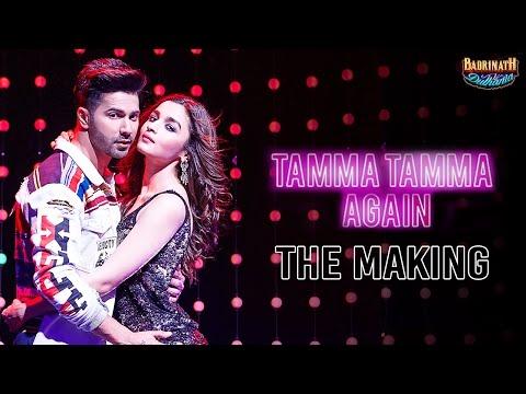 Xxx Mp4 Tamma Tamma Again The Making Varun Dhawan Alia Bhatt Badrinath Ki Dulhania 3gp Sex
