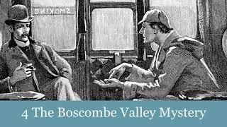 A Sherlock Holmes Adventure: 4 The Boscombe Valley Mystery Audiobook