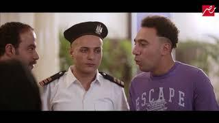 خفة يد ..عندي جسلة ساونا وبعدها جلسة محكمة.. وصلة ألش كوميدية لمحمد سلام