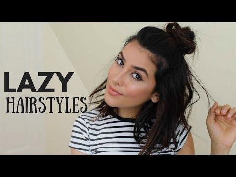 Xxx Mp4 Cute Lazy Day Hairstyles NO HEAT 3gp Sex