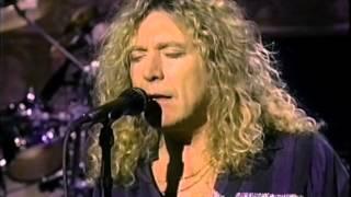 Robert Plant David Letterman 1993  (29 Palms)