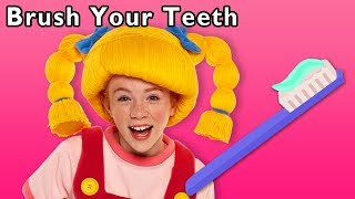 Brush Your Teeth and More | Healthy Habits | Rhymes for Kids | Baby Songs from Mother Goose Club!