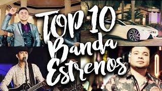 TOP 10 Musica de Banda Lo Mas Nuevo - Noviembre, 2016