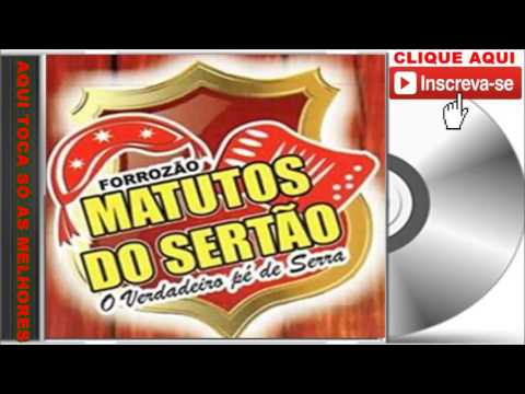 MATUTOS DO SERTÃO CD COMPLETO