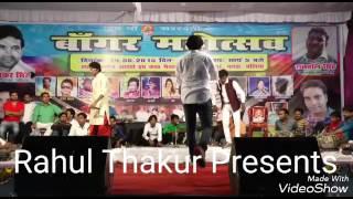 Ritesh pandey stage show