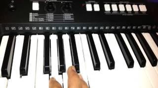 Tutorial Piano YAMAHA PSR-E423