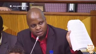 Floyd Shivambu vs Hlaudi Motsoeneng And SABC Board