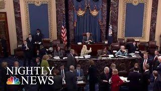 Sen Passes Resolution Saying Saudi Crown Prince Responsible For Khashoggi Killing | NBC Nightly News