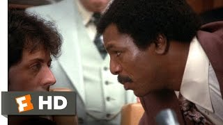 Rocky II (5/12) Movie CLIP - Heated Press Conference (1979) HD