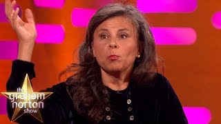 Tracey Ullman is the Original Marge Simpson - The Graham Norton Show