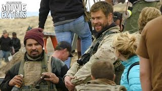 Go Behind the Scenes of 12 Strong (2018)