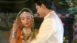 Chanda Baadal Mein Chhup Jaaye (Rajasthani Video Song Rekha Rao) | Gori Nakhrawali- Peeli Lugdi