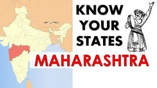 Maharashtra General Knowledge   Know your States   Maharashtra GK