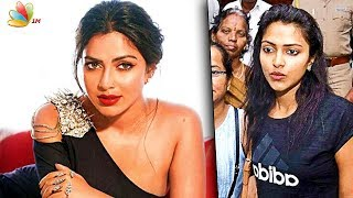 He asked me out for a private dinner says Amala Paul   Hot Tamil Cinema News