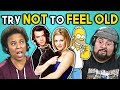 Adults React To Try Not To Feel Old Challenge #5