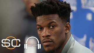 Jimmy Butler Begins New Chapter With Timberwolves | 1 Big Thing | SC with SVP | June 24, 2017