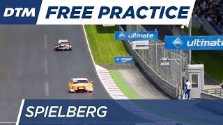 DTM Spielberg 2016 - Free Practice 2 - Re-Live (German)