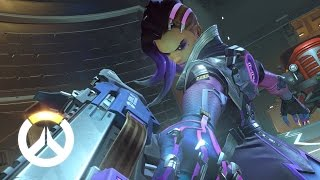 [NEW HERO – NOW PLAYABLE] Introducing Sombra   Overwatch