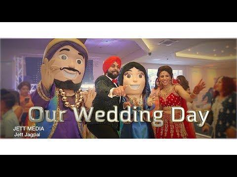 Sikh Punjabi Wedding 2017 Mangalpreet & Balbir - Jett Jagpal