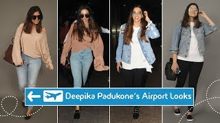How To Get Deepika Padukone's Airport Looks