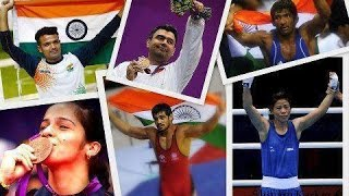 Rio Olympics 2016 | Promotional Song for Indian Olympic Team