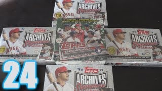 2017 TOPPS HOLIDAY BOX! | Opening Packs #24