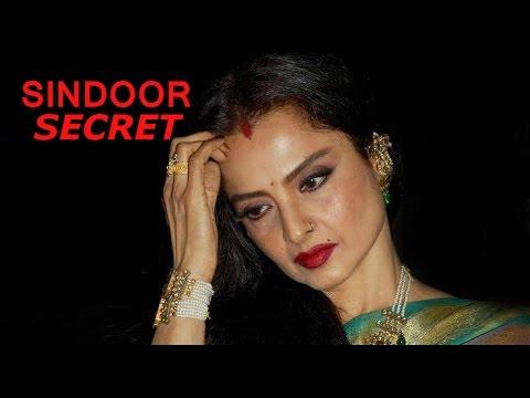 Xxx Mp4 Rekha 39 S Sindoor Secret Revealed Finally 3gp Sex