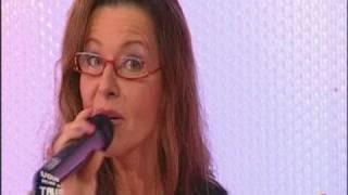 Gaelle Villien reprend Dalida et Serge Lama, sur IDF1
