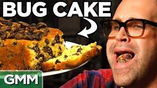 Will It Fruitcake? Taste Test