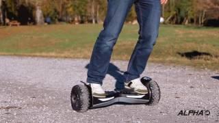 Hoverboard Tout terrain Alpha Cross