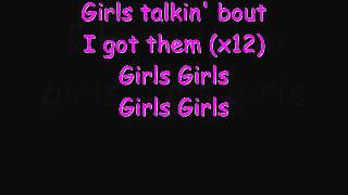 Mindless Behavior- Girls Talkin' Bout Lyrics