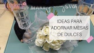 MESA DULCE IDEAS