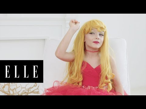 Xxx Mp4 Meet The 8 Year Old Boy Who Transforms Into A Drag Queen Named Lactatia 3gp Sex