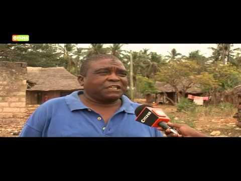 Jangwa La Maadili: Watoto Wadogo Wanashiriki Ngono, Kwale