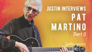 Pat Martino Interview #2of2 (Guitar Lesson MA-004) How to play