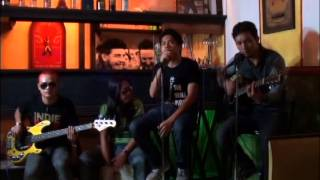 Haganas Live Performance and Interview @ Eight Television Station(Raw Sessions @ 8), Tacloban City
