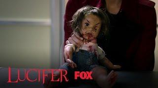 Chloe Interrogates A Young Girl Over Her Doll | Season 2 Ep. 2 | LUCIFER