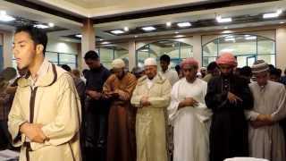 Superb Taraweeh 2013 | day 1 | California USA | Qari Youssef Edghouch (ICSGV)