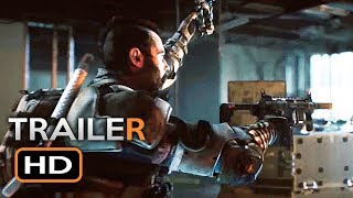 Call of Duty Black Ops 4 Battle Royale Trailer (2018) War Video Game HD