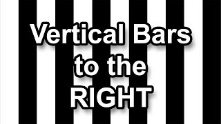 Vertical Bars to the Right