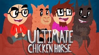 Ultimate Chicken Horse - Part 27 - feat. Nek, austin and Ryan!