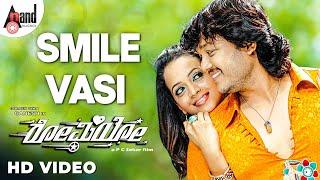 "Romeo | ""Smile Vasi"" | Feat. Ganesh,Bhavana  | New Kannada"