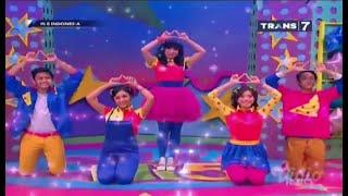 Lagu anak terbaik Hi-5 Indonesia - wish upon a star