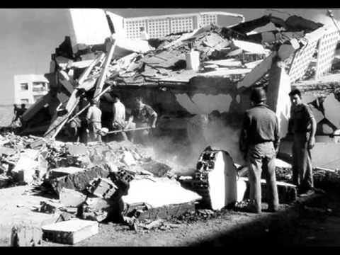Histoire d Agadir Avant et après séisme de 1960